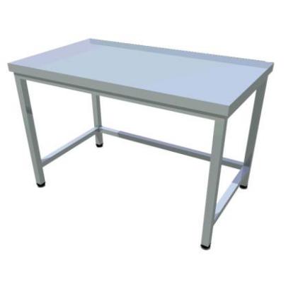 Munkaasztal, alul nyitott 650x400x850 mm