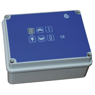 Virtus elektronikus digitális fordulatszám szabályozó