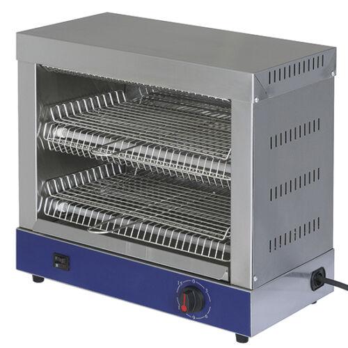 Virtus - Elektromos kenyérpirító, két szintes