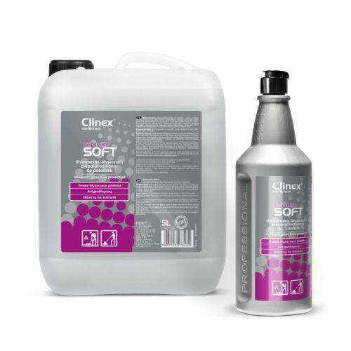 CLINEX Dispersion Soft polimeres padlóvédőszer 1L (6 flak./#)