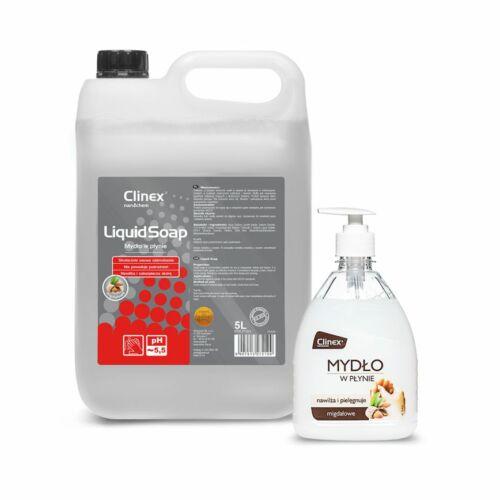 CLINEX Liquid Soap folyékony szappan PH5,5 500 ml (20 flak./#)