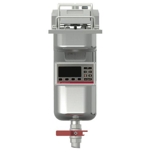 FriFri Basic+ 211 beépíthető olajsütő, 1 kosaras, 7,5-9 liter