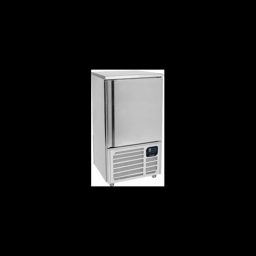 Desmon továbbfejlesztett sokkoló hűtő/fagyasztó +90°C -18°C 18 tálcás