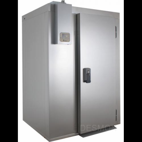 Desmon sokkoló hűtő 20 tálcával +90°C -18°C