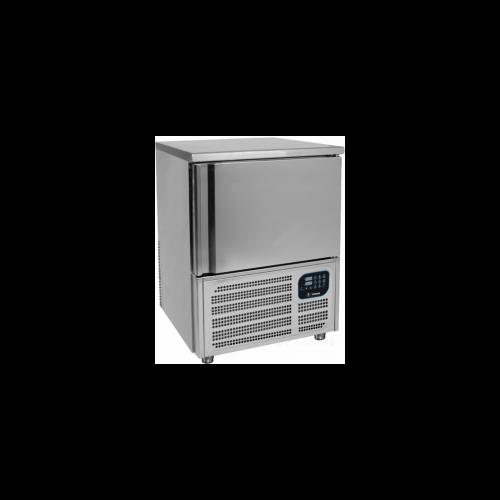 Desmon továbbfejlesztett sokkoló hűtő/fagyasztó +90°C -18°C 7 tálcás