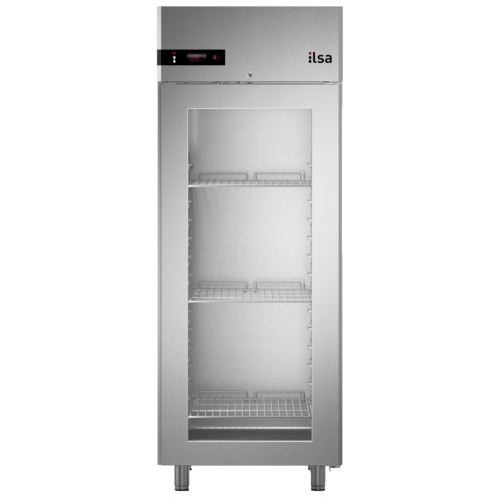 Ilsa Neos 700 literes üvegajtós hűtőszekrény 0° +10°C