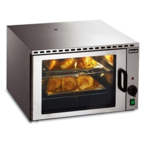 Lincat LCO kompakt hőlégkeveréses sütő 2xGN1/2