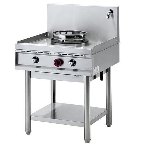 Virtus gázüzemű 1 égős wok sütő