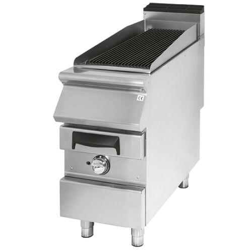 Virtus gázüzemű vizes grill