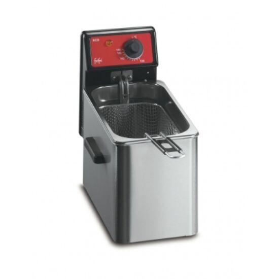 FriFri Eco 4 asztali olajsütő 1 kosaras, 3-4 liter