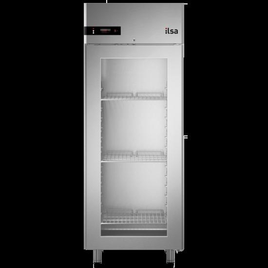 Ilsa Neos cukrászati üvegajtós hűtőszekrény 750L -2° +8°C