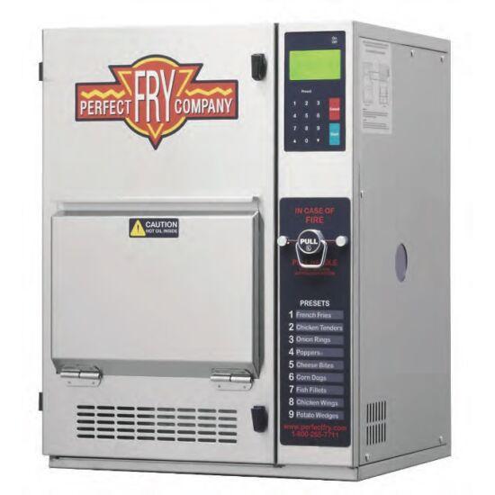 Perfect Fry PFC570 félautomata elektromos asztali olajsütő 240V, 5,7 kW