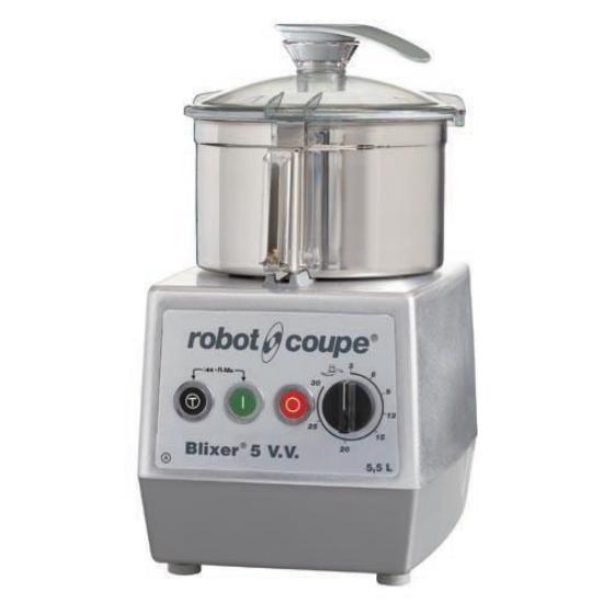 Blixer vágó- keverőgép