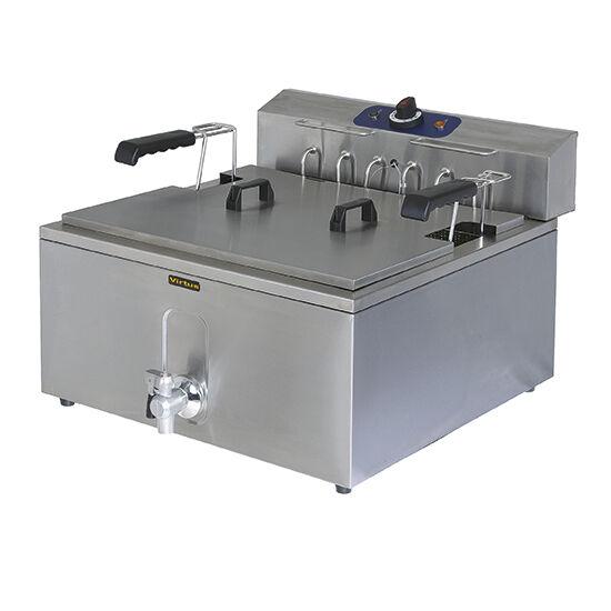Virtus 25 literes elektromos cukrászati olajsütő