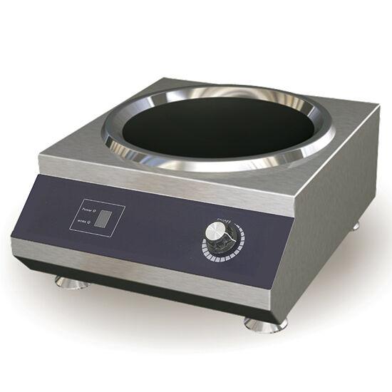 Virtus asztali indukciós wok főzőlap